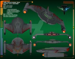 Romulan Firebird Data Sheet by Kodai-Okuda