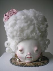 sculpture by Horriblesweet