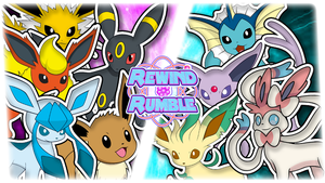RR|Eevee Evolutions Free For All by Vex2001
