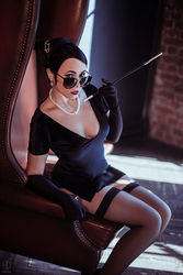 Catwoman - DC Bombshells by felicia2809