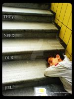 they need our help by roufa