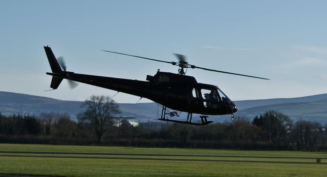 The Irish Helicopters by disasterdesigner
