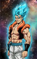 Gogeta by scottssketches