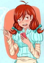 Wendy's (Anime Version) by lyves