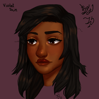 Violet- Year 1 by falanian
