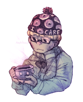 Winter Jeffcore [Earthbound] by Amphibizzy
