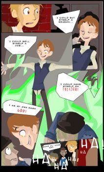 This Devil's Workday page 1 by xxBoogiePopxx