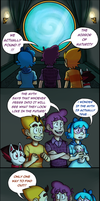 The Mirror of Maturity by MomoTheWise