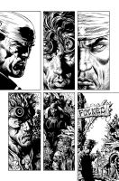 Gears of War page 11 issue 3 by LiamSharp
