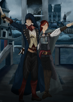 Assassin Creed Unity: The Golden Age is Over by WrekinMoney