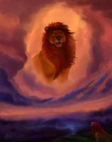 The Lion King. Remember by DGrayfox