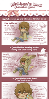 Kawaii character meme - Leo by Sparkly-Monster