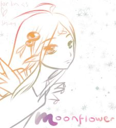 MOONFLOWER: -crappeh- for Lin by shuu