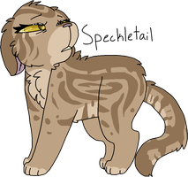 45 Speckletail by Icedog-McMuffin
