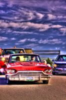 1964 T-Bird Mild HDR by Witch-Dr-Tim