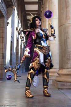 Li Ming - Heroes of the Storm by Kinpatsu-Cosplay