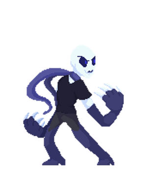 Tulpa Sprite Animation Commission by Nights2Dreams