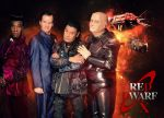 Red Dwarf X Poster by Jackardy