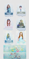 [PSD] HAPPY 100 WATCH by minbcucheo123