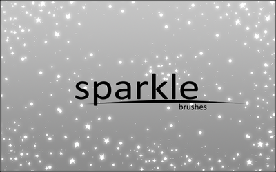 Sparkle Brushes by starrily