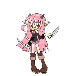 Yandere Cow Adopt SOLD by Death--EXE