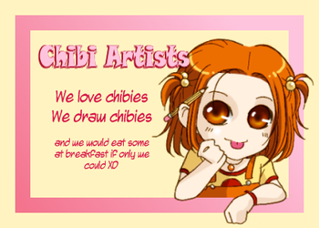 Chibi Artists CLub ID contest by AsianCloud
