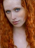 Angy - Ginger by LittleAngy