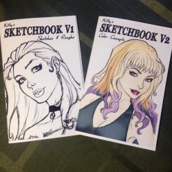 Sketchbook Release Info by KittysTavern