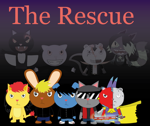 The Rescue by Wopter