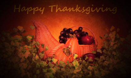 Happy Thanksgiving by Ambruno