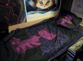 Photo from buyed  CAT bedclothes by marderchen