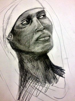 African Woman by Cecixx19