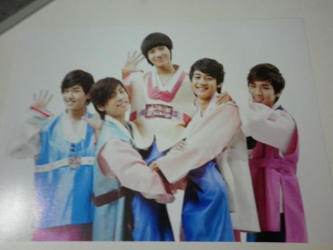 SHINee photo poster 1 by YuukiCrossKisa-VK