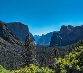 Yosemite National Park #1 by brandojones