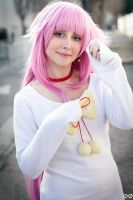 Neko from K Project :) by Kus-Hina