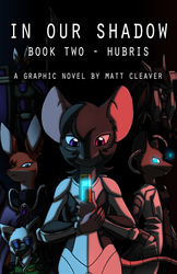 In Our Shadow Book 2 cover by kitfox-crimson
