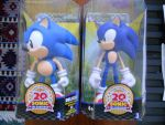 Sonic Through Time 10' Figures by BoomSonic514