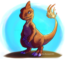 pokeddexy Day 7 - Fire type by phantos