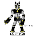 Ba-En Mau 3.0 [Concept] By Me by Estonius
