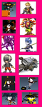 Top 12 Characters I Want For SSB5 by MarioStrikerMurphy