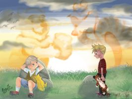 Chance Encounter by plainage