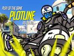 Overwatch Play of the Game Badge: Plotline by the-gneech