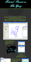 Gimp Lineart Tutorial by chex-mix