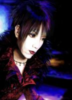 Shinya - Dir en Grey by luvmegabyte