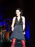 Anette Olzon by Hellskinky
