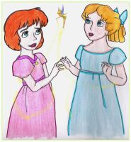 jane and wendy by princess4everafter