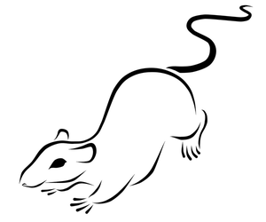 Ink Rat by FigBeater