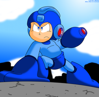 MM - Ready for Action by LuigiStar445