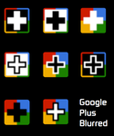Google Plus Blurred by Boarder24