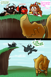 PE - Ivory's Quest 1 - THERE HE GO by Depeshay